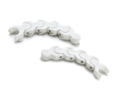 Бипланарные (карданные) поворотные цепи