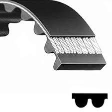Резиновый зубчатый ремень HTD