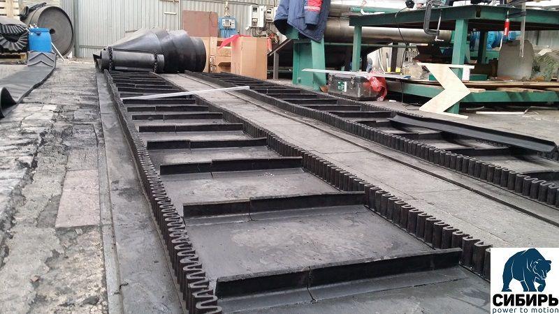 Производство конвейерной ленты в Новосибирске
