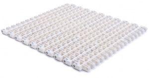 Модульная лента Holzer 2541 Flush Grid шаг 25.4 мм, толщина 8.8 мм, открытость 38%, ширина 300 мм дл