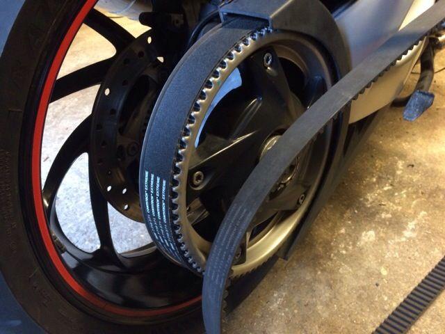 Ремни для электросамокатова, скутеров