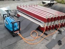 Стыковка/ремонт конвейерной ленты