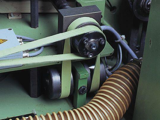 Ремни плоские для фальцевально-склеивающих машин (ФСМ) Holzer Flexo