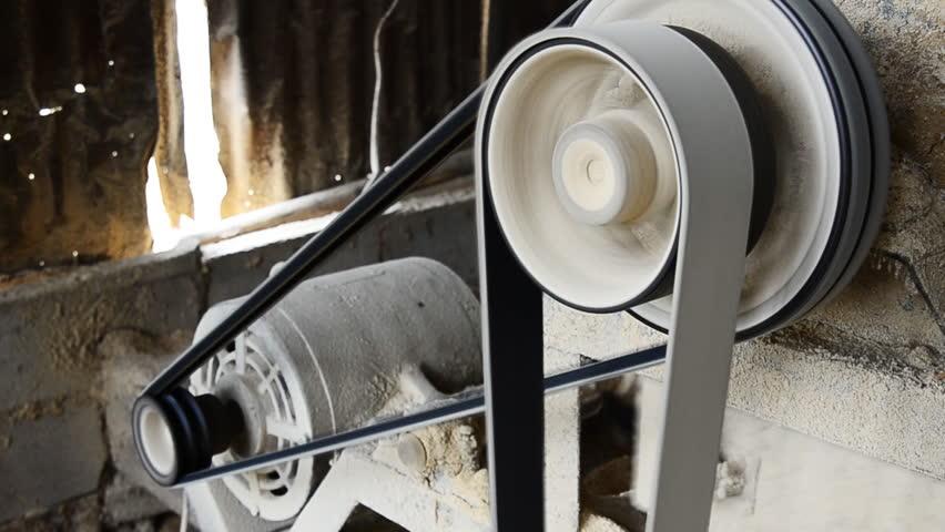 Ремни для бетономешалок