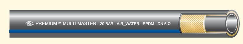 Рукава напорные для воды и воздуха MULTI MASTER
