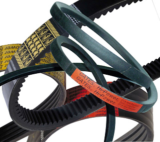 Приводные ремни и ленты для различного оборудования