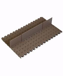 Сегмент модульная лента Holzer 5935 FT, FG, P шаг 19.05 мм, ширина 42,5 мм, толщина 8.7 мм