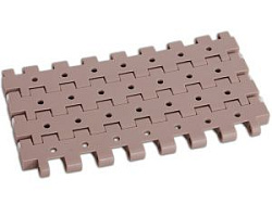Сегмент модульная лента Holzer 5935 Flat Top шаг 19.05 мм, толщина 8.7 мм