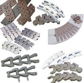 Транспортерные цепи (пластинчатые, бипланарные, ящичного типа)
