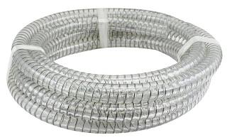 Рукава ПВХ н-в с металло-спиралью (аналог ГОСТ 5398-76)