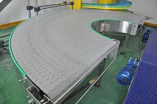 Поворотные модульные ленты с шагом 25.4 мм