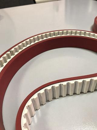 Транспортирующие ремни (с покрытием Lina) - тяговые ремни
