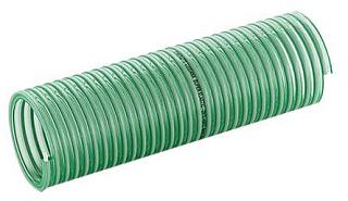 Рукава ПВХ напорно-всасывающие с пластиковой спиралью